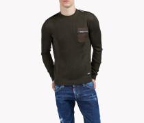 Pocket Knit Sweater