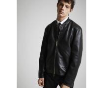 Leather Sportsjacket