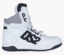 D2 High Top Sneakers