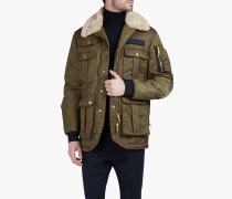Multi Pocket Puff Jacket