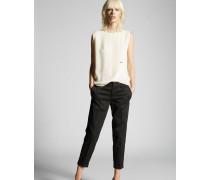 Stetch Twill Cotton Hockney Pants