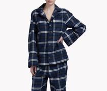 Check Pyjama Hemd