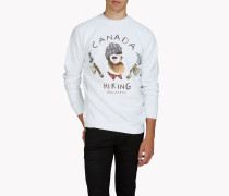 Canada Hiking Sweatshirt