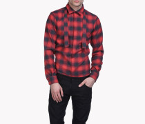 Buffalo Check Carpenter Bow Hemd