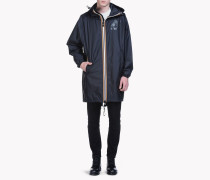 K-Way Reversible Windbreaker Parka