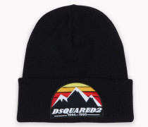 D2 Mountain Knit Beanie