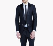 Zipped London Tux Jacket