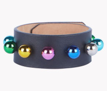 Leather Stud Armlet