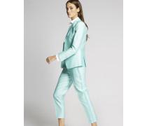 Silk Cotton Tux Hockney Pants