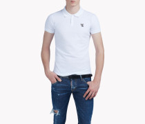 Ciro Cotton Piqué Polo Hemd