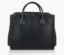 Leather Deana Handbag