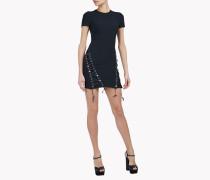 Double Lace-Up Dress