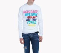 D2 Printed Sweatshirt
