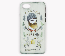 Canada Hiking iPhone 7 Cover