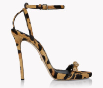 Leopard Evening Treasures Sandals