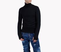 Wool Ski Turtleneck Pullover