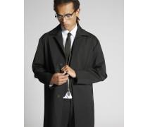 Stretch Wool Coat