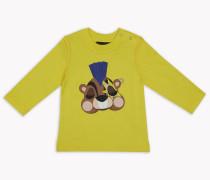 D2 Squirrel Long-Sleeve T-Shirt
