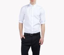 Poplin Pin Shirt