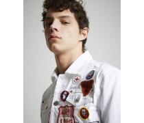 White Bull Dan Denim Jacket