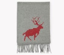 Canada Hiking Wool Scarf
