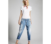 Light Blue Marks Hockney Jeans