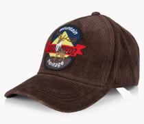 Corduroy Patch Baseball Cap