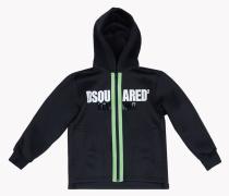 Hooded Neoprene Sweatshirt
