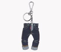 Jeans Keyring