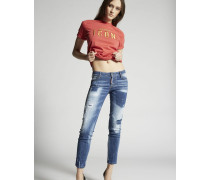 Light Pocket Shadow Jennifer Jeans