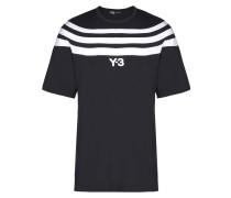 Y-3 Y-3 3-STRIPES TEE