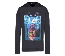 Y-3 Y-3 ALIEN GRAPHIC SWEATER