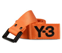 Y-3 Y-3 ORANGE BELT