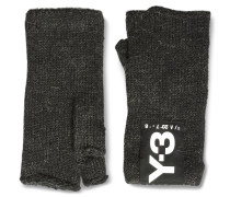 Y-3 Y-3 BADGE GLOVES