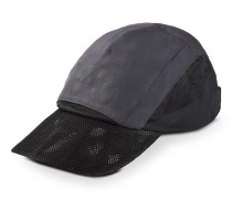 Y-3 RUN BLACK CAP