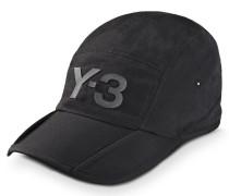 Y-3 Y-3 BLACK FOLD CAP