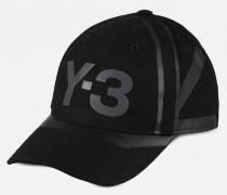 Y-3 CONSTRUCTED CAP