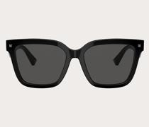 VALENTINO Eckige Sonnenbrille Vltn aus Acetat