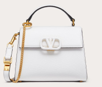 VALENTINO GARAVANI Mini-handtasche Vsling aus gekörntem Kalbsleder