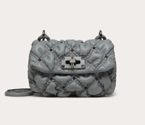 VALENTINO GARAVANI Kleine Schultertasche Spikeme Bag aus Nappaleder