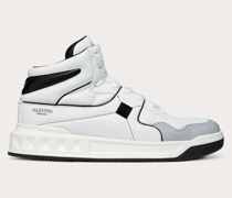 VALENTINO GARAVANI Mid-top-sneakers One Stud aus Nappaleder
