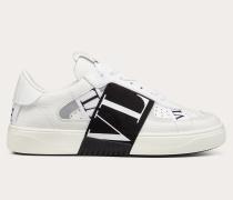 VALENTINO GARAVANI Sneakers Vltn aus Kalbsleder mit Bändern