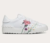 "Sneakers Rockstud Untitled mit ""flowersity""-print"