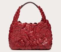 VALENTINO GARAVANI Kleine Hobo-bag Atelier Bag  03 Rose Edition