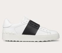 VALENTINO GARAVANI Sneakers Open aus Kalbsleder