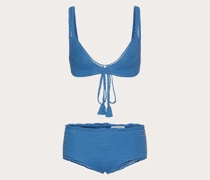 VALENTINO Bikini aus Cotton Crochet XXS