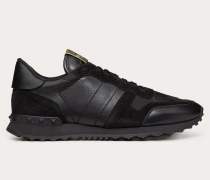 Valentino Garavani Uomo Sneakers Rockrunner inCamouflage-Optik