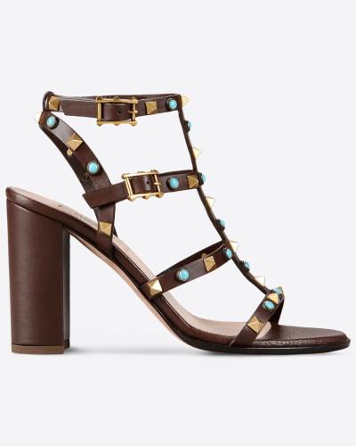 valentino damen sandalen mit absatz valentino garavani official store reduziert. Black Bedroom Furniture Sets. Home Design Ideas