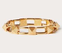 VALENTINO GARAVANI Armband Rockstud aus Metall L