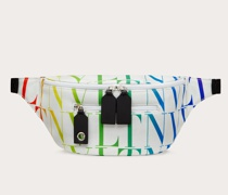 VALENTINO GARAVANI Gürteltasche Vltn Times Multicolor aus Nylon